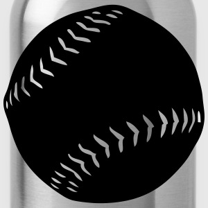 Ball baseball 25042 T-Shirts - Water Bottle