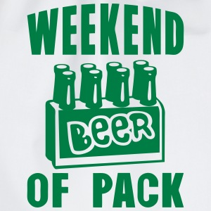 weekend of pack beer alcool Tabliers - Sac de sport léger