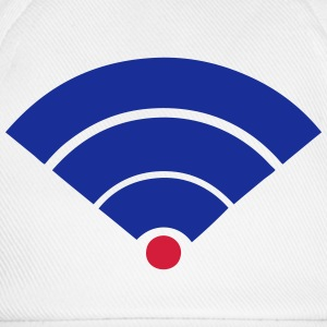 Low wifi symbol 0 Hoodies & Sweatshirts - Baseball Cap