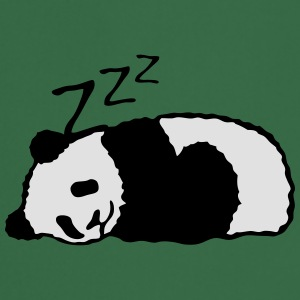 Panda sleeping 5 T-Shirts - Cooking Apron