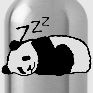 Panda sleeping 5 Shirts - Water Bottle