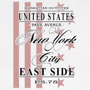 New York City - East Side Tops - Baseballkappe