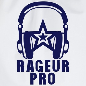 rageur pro casque audio citation Sweat-shirts - Sac de sport léger