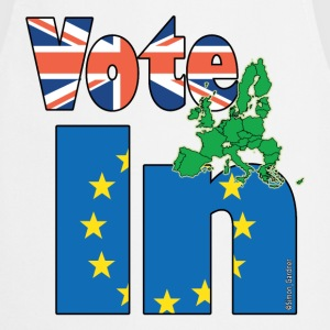 Stronger In EU Referendum T-Shirts - Cooking Apron