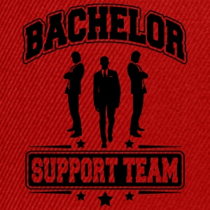 Bachelor Support Team T-Shirts - Snapback Cap