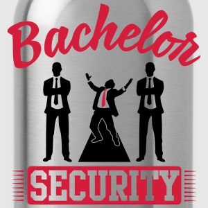 Bachelor Security Tee shirts - Gourde