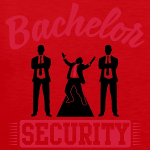 Bachelor Security Koszulki - Tank top męski Premium