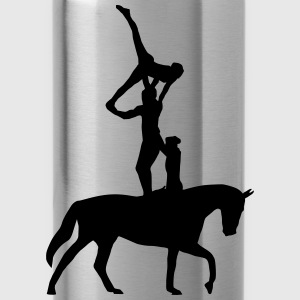 equestrian vaulting T-Shirts - Water Bottle