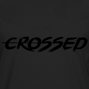 Crossed - T-shirt manches longues Premium Homme