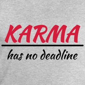 Karma has no deadline T-skjorter - Sweatshirts for menn fra Stanley & Stella
