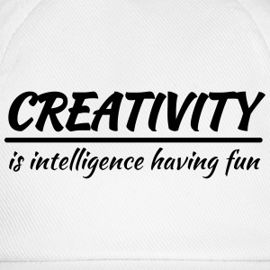 Creativity T-Shirts - Baseball Cap
