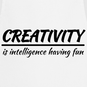 Creativity T-Shirts - Cooking Apron