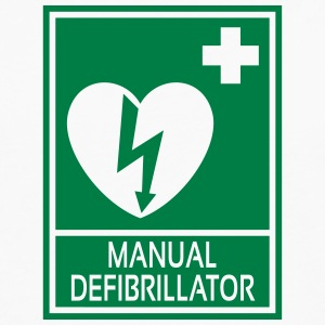 Manual Defibrillator Tee shirts - T-shirt manches longues Premium Homme