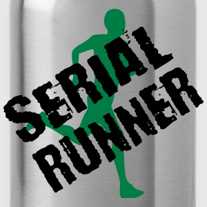 SERIAL  runner2 Tee shirts - Gourde