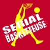 SERIAL  basketteuSE Tee shirts - T-shirt Premium Femme