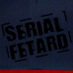 SERIAL fetard1 Tee shirts - Casquette snapback