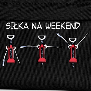 Siłka na Weekend (ciemny) Vêtements de sport - Sac à dos Enfant