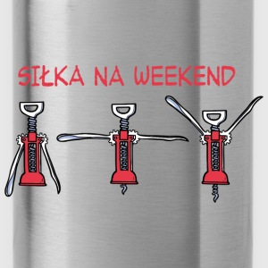 Siłka na Weekend Felpe - Borraccia