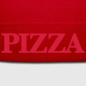 PIZZA T-Shirts - Winter Hat