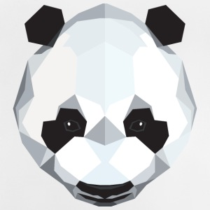 Panda (Low Poly) Shirts - Baby T-shirt