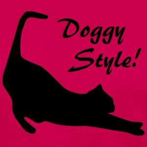Doggy Style ! Tee shirts - T-shirt manches longues Premium Femme