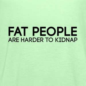 Fat_people - Singlet for kvinner fra Bella