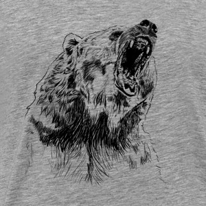 bear Sports wear - Men's Premium T-Shirt