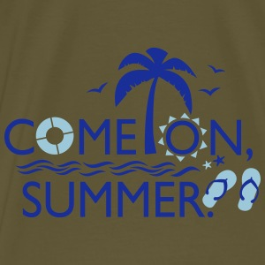 COME ON SUMMER Shopping Bag - Men's Premium T-Shirt