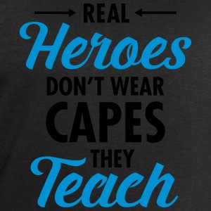 Real Heroes Don\'t Wear Capes - They Teach Koszulki - Bluza męska Stanley & Stella