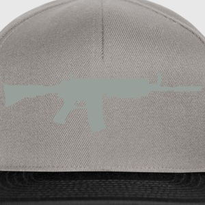 machine gun 704 T-Shirts - Snapback Cap