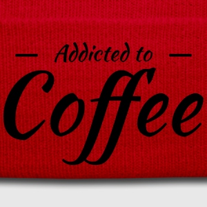 Addicted to coffee T-Shirts - Winter Hat