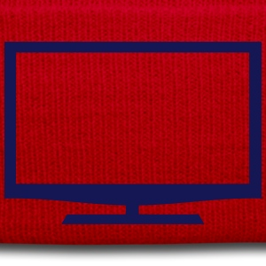 tv television 604 Long Sleeve Shirts - Winter Hat