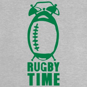 Rugby time alarm clock ringtone balloon Shirts - Baby T-Shirt