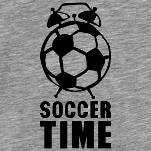 Soccer time alarm balloon ringtone Tops - Men's Premium T-Shirt
