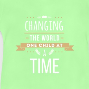 Teacher-change one child Shirts - Baby T-Shirt