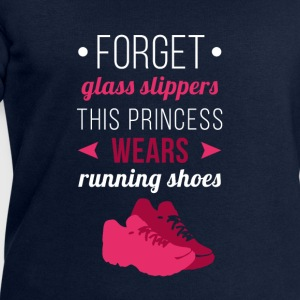 Running shoes princess T-Shirts - Men's Sweatshirt by Stanley & Stella