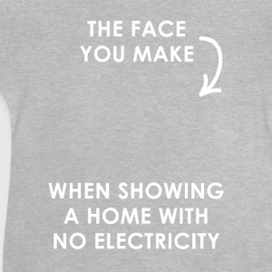 Real estate-electricity Shirts - Baby T-Shirt