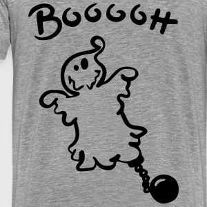 Boohoo Spook Sweaters - Mannen Premium T-shirt