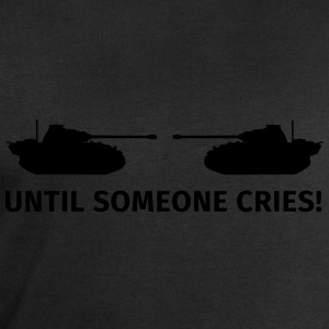 Until Someone Cries T-shirts - Sweatshirt herr från Stanley & Stella