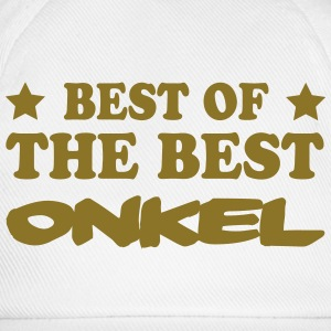 Best of the best onkel T-skjorter - Baseballcap