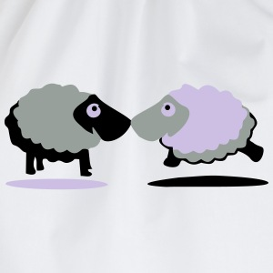 sheep T-shirts - Sportstaske