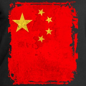 China Art Flag - Men's Sweatshirt by Stanley & Stella