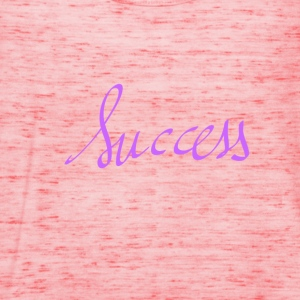 Success - Women's Tank Top by Bella