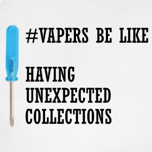 vape unexpected collect Pullover & Hoodies - Baseballkappe