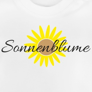 strahlende-sonnenblume Pullover & Hoodies - Baby T-Shirt