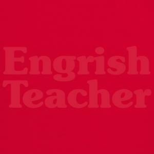 Engrish Teacher Caps & Hats - Men's Ringer Shirt