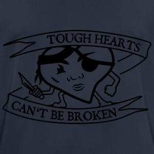 Tough Hearts Pullover & Hoodies - Männer T-Shirt atmungsaktiv