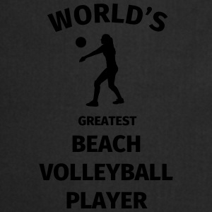 World's Greatest Beach Volleyball Player Mugs & Drinkware - Cooking Apron