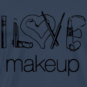 makeup Tops - Männer Premium T-Shirt