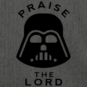 PRAISE THE LORD Tops - Shoulder Bag made from recycled material